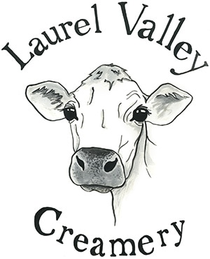 Laurel Valley Creamery logo